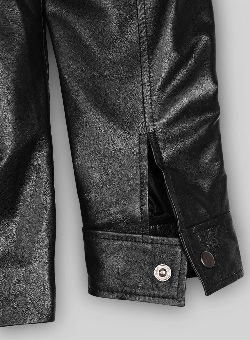 Californication Season 3 Hank Moody Leather Jacket