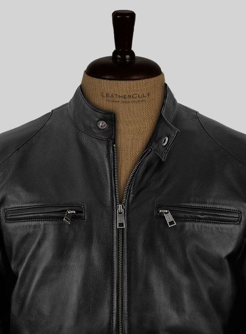 Chris Evans Avengers: Endgame Leather Jacket