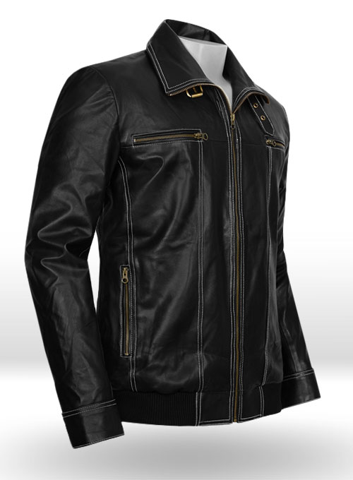 Die Hard 5 Bruce Willis Leather Jacket