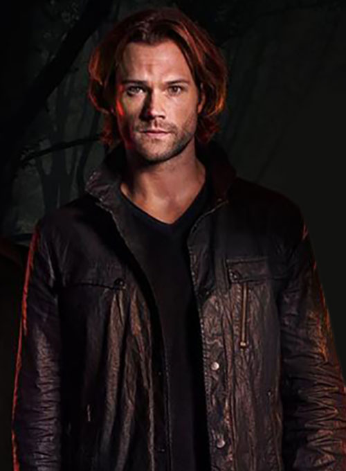 Jared Padalecki Supernatural Leather Jacket