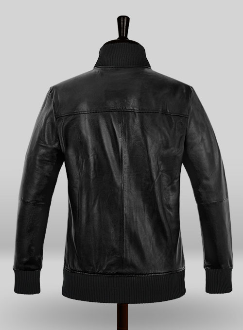 Jason Statham Hobbs & Shaw Leather Jacket