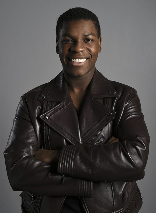 John Boyega Leather Jacket