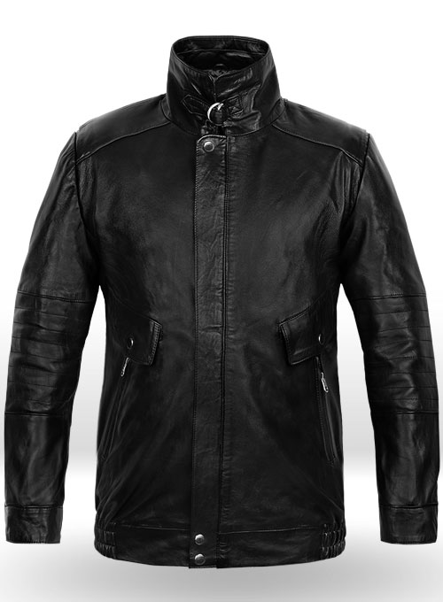 Johnny Depp Black Mass Leather Jacket