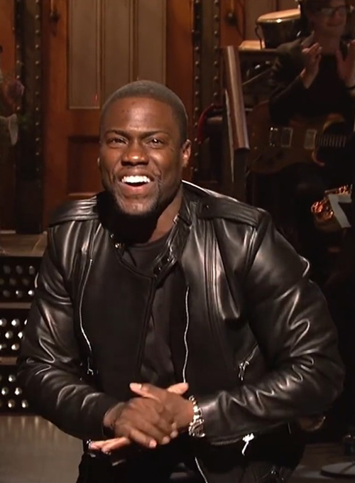 Kevin Hart Leather Jacket