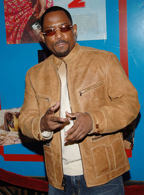 Martin Lawrence Leather Jacket #2