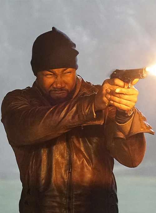 Michael Jai White The Hard Way Leather Jacket