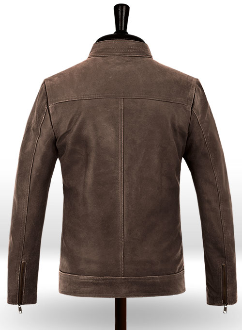 Rampage Dwayne Johnson Leather Jacket