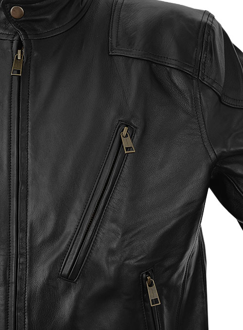 Tom Hardy Venom Leather Jacket