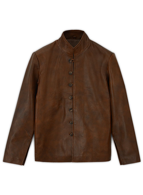 Tom Riley Da Vinci's Demons Leather Jacket