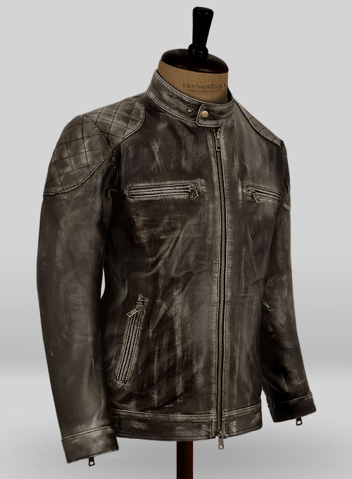 William Brown Leather Jacket