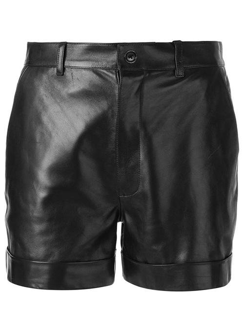 Leather Shorts Style # 388